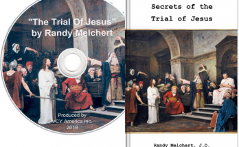 Trial of Jesus Book & DVD