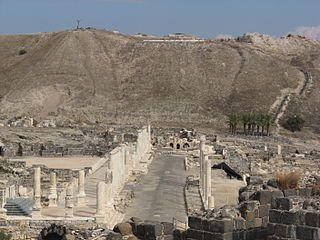 320px-Beit_shean_roman_ruins