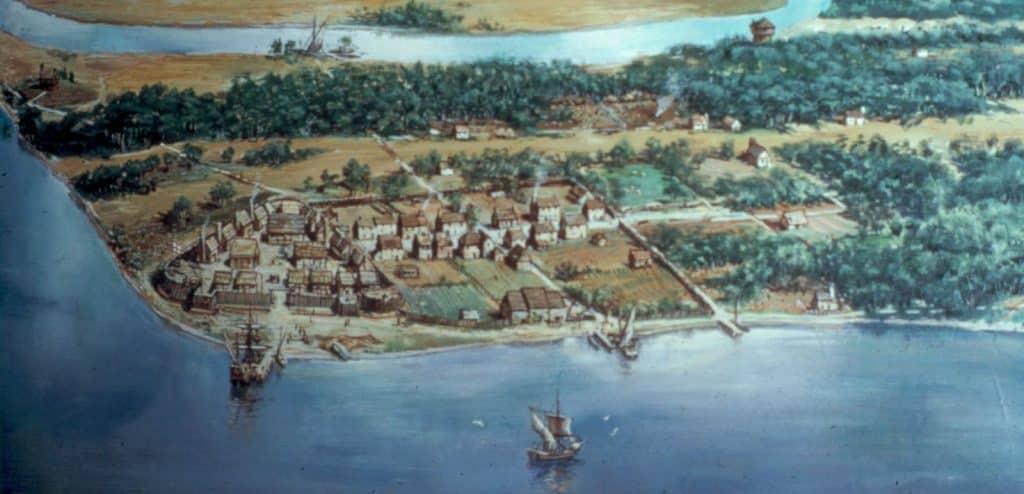 Jamestowne Settlement