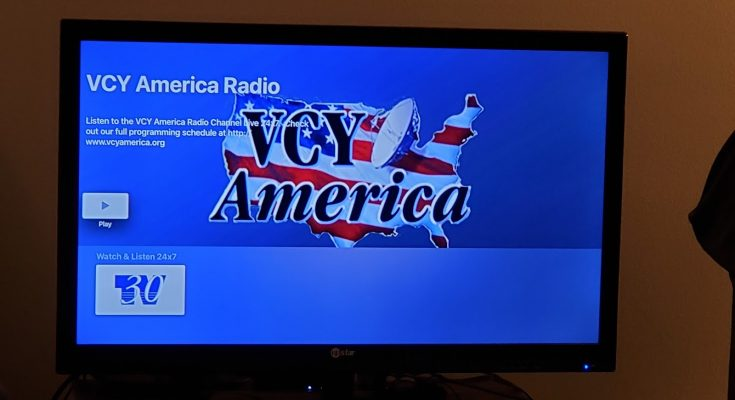 Apple TV - VCY Radio