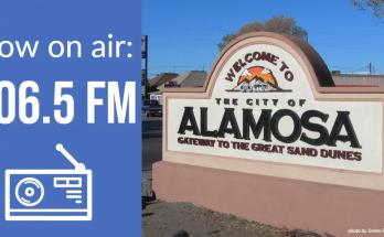 106.5 FM Alamosa