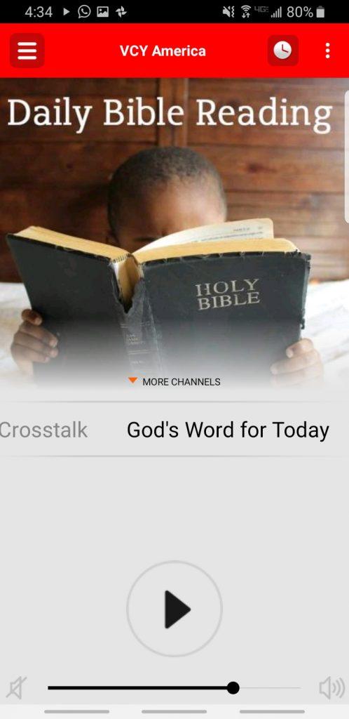 VCY Mobile App - God's Word for Today